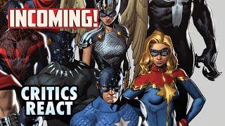 INCOMING! - Critics Reaction | Marvel Comics