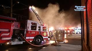 Structure/Factory Fire - Shenandoah - 1/17/2020