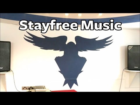 Stayfree Music - The Target Room -  hourly rehearsal rooms Leicester