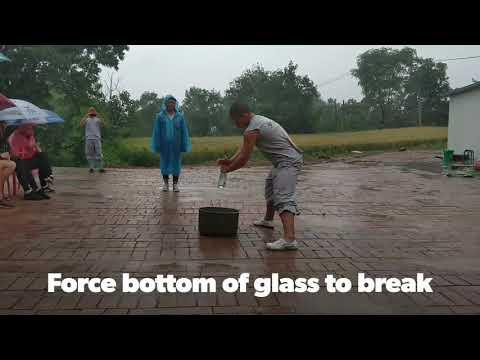 A Shaolin school for underprivileged kids