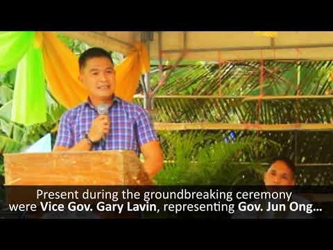 A Ground-Breaking Salhag-Kailingan Farm-to-Market Road (FMR)