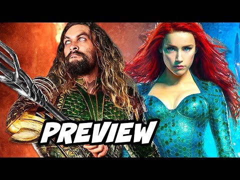 Aquaman Preview Explained and Official Full online Details