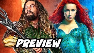 Aquaman Preview Explained and Official Trailer Details