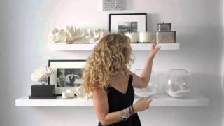 Kelly Hoppen : Shelves