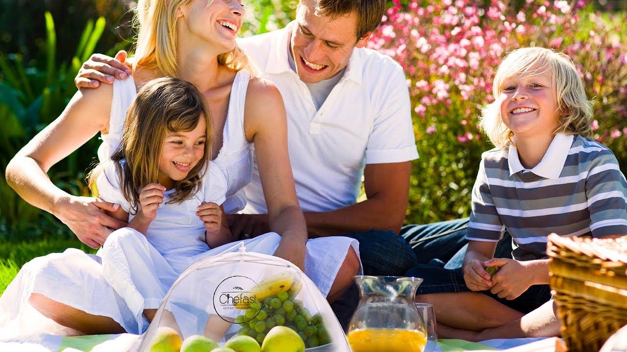 Chefast Food Tents - The Best Picnic u0026 Outdoor Food Covers  sc 1 st  YouTube & Chefast Food Tents - The Best Picnic u0026 Outdoor Food Covers - YouTube