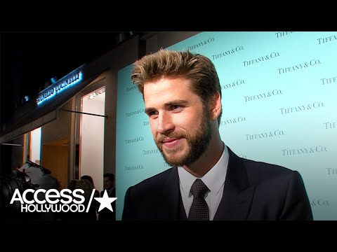 Liam Hemsworth: How Miley Cyrus Is 'Making The World A Better Place'  Access Hollywood