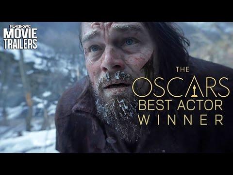 LEONARDO DICAPRIO FINALLY WINS HIS OSCAR FOR BEST ACTOR [HD]