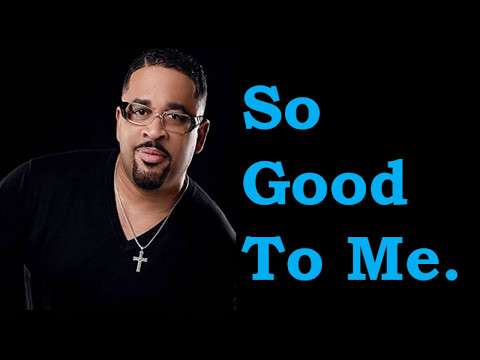 Byron Cage -  Good To Me {LYRIC VIDEO}