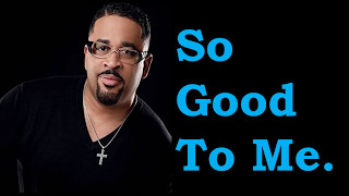 Byron Cage -  Good To Me {LYRIC VIDEO}