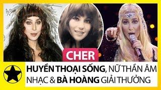 Cher - Huyền Thoại Sống, Nữ Thần Âm Nhạc Và Bà Hoàng Của Những Giải Thưởng