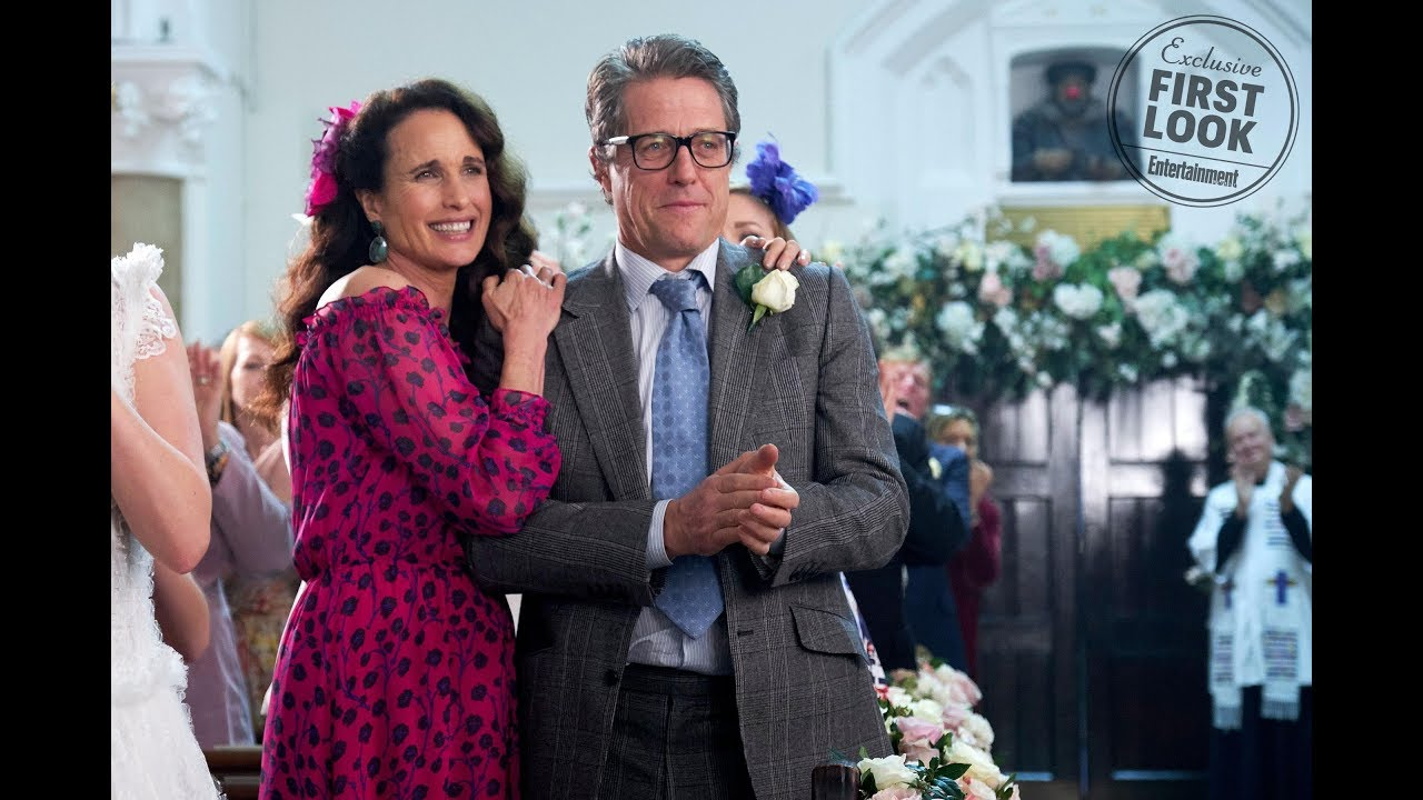 'Four Weddings And A Funeral' Short Sequel Reunites Cast On Red Nose Day