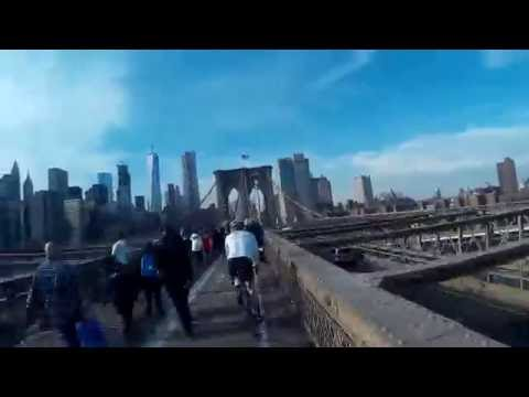27 Mile Weekend NYC Cycling Ride