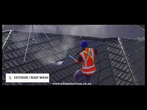 house washing windows cleaning gutter clean nz