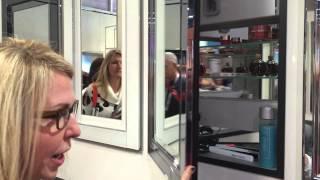 KBIS15Finds Robern in-set mirror