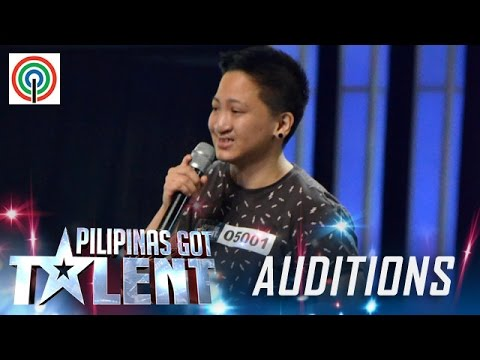 Pilipinas Got Talent Season 5 Auditions: Micah Cate – Singer