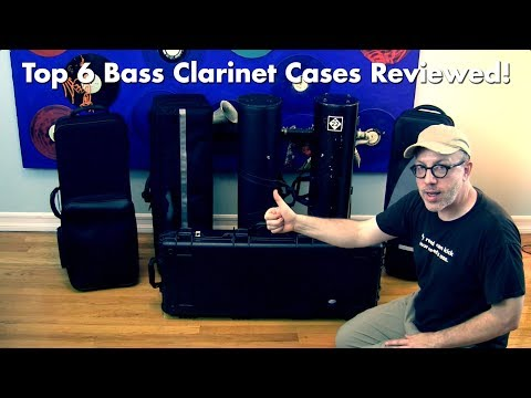 Gear Wars: The Top 6 Bass Clarinet Cases Reviewed