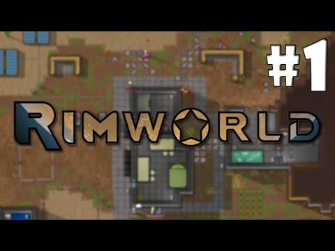 Rimworld Alpha 14 #1 - A Tribo perdida
