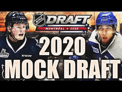 when is the nhl draft 2020