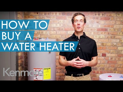 How To Buy a Water Heater: Gas or Electric | Kenmore