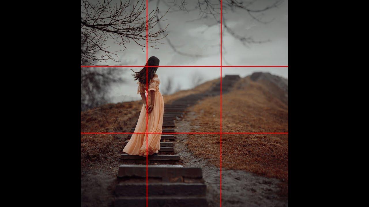 Что такое композиция в фотографии.Урок.Tutorial - YouTube