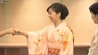 HIH Princess Kako's activities for peace and welfare 佳子内親王殿下 佳子内親王 検索動画 6