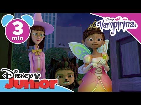 Un Halloween înspăimântător   Vampirina   Disney Junior