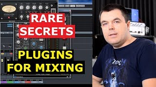 Plugins for Mixing and RARE Secrets