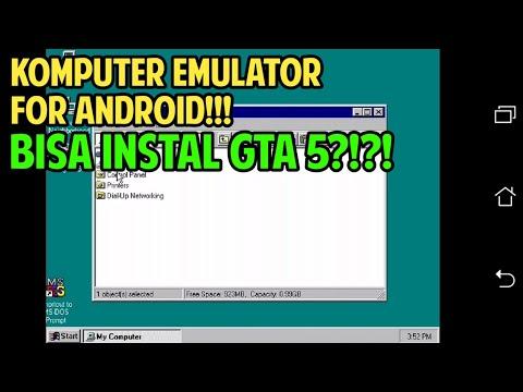 TUTORIAL CARA INSTAL PC DI ANDROID ! TANPA BANTUAN PC