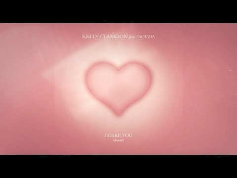 Kelly Clarkson - I Dare You (كنتحداك) [feat. Faouzia] [Lyric Video]