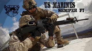 US Marine Corps - First to Fight