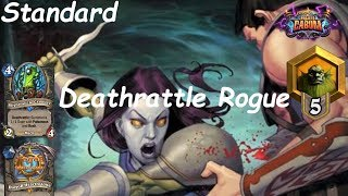 Hearthstone: Deathrattle Rogue #26: Boomsday (Projeto Cabum) - Standard Constructed