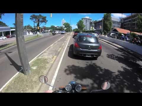 GoPro - Paseo por Maldonado, La Barra, Punta del Este y mirador panorámico de Portezuelo
