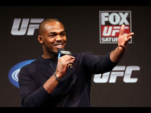 ufc 169 fight club q a with jon jones youtube. Black Bedroom Furniture Sets. Home Design Ideas