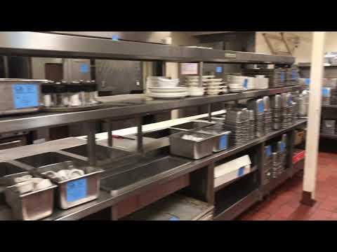 Tour Of Kitchen Equipment