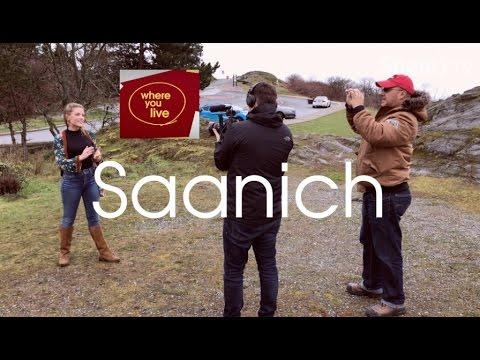 Where You Live: Saanich