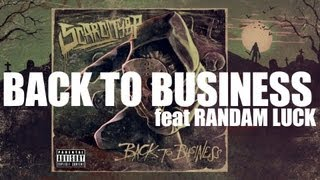 SCARCITYBP - BACK TO BUSINESS feat RANDAM LUCK (BTB)