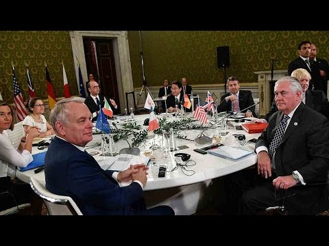 G7 fails to reach agreement on new sanctions against Russia and Syria
