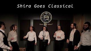 Shira Goes Classical (Live in Studio) -מקהלת שירה בקלאסיקה ווקאלית