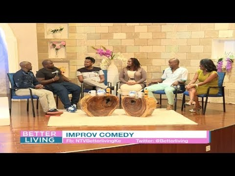 Meet the cast of 'Because You Said So!', Kenya's premiere improv comedy show