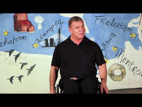 Imagining an Accessible Canada | Rick Hansen | Walrus Talks
