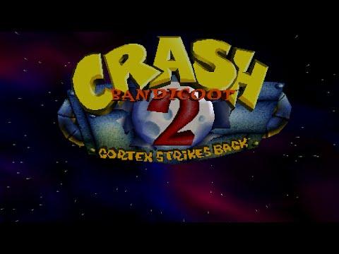 [720p] Crash Bandicoot 2 (PS1)