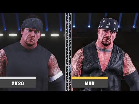 WWE 2K20 vs