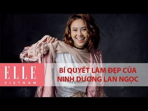 [Ngôi Sao Và Nhân Vật] Bí Quyết Làm Đẹp Của Ninh Dương Lan Ngọc | ELLE Vietnam