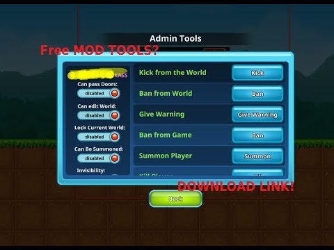 Pixel Worlds Admin Tools Hack Long Break More Hack