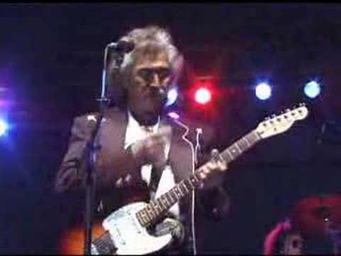 Freddy Fender Knocking On Heavens Door.