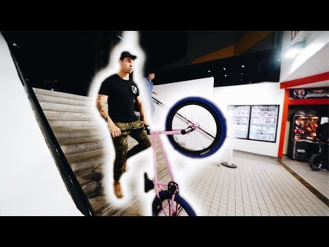 HIGH RISK BMX NIGHT MOVES