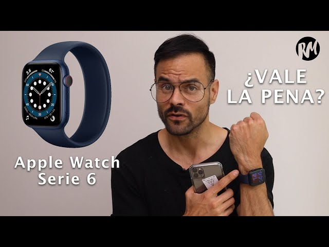 Apple Watch Serie 6 - ¿El Mejor Accesorio de Apple? (Reseña y Unboxing)