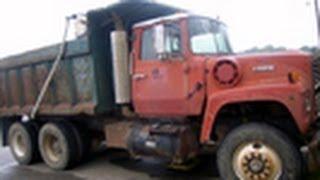 1987 Ford L9000 Dump Truck on GovLiquidation.com