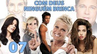 Gambar cover COM DEUS NINGUÉM BRINCA 07