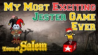 Most Exciting Jester Game Ever | Town of Salem Ranked